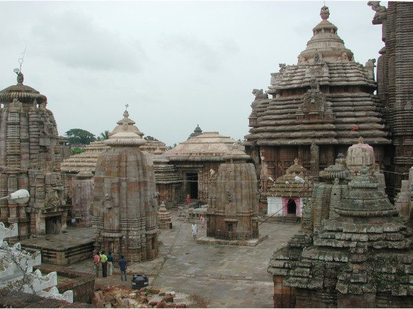 Bhubaneshwar photos, Lingaraj Temple - The Shiva Temple