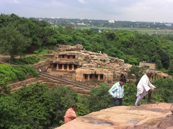 Bhubaneshwar photos, Udayagiri & Khandagiri Caves - The home of Jain Monks