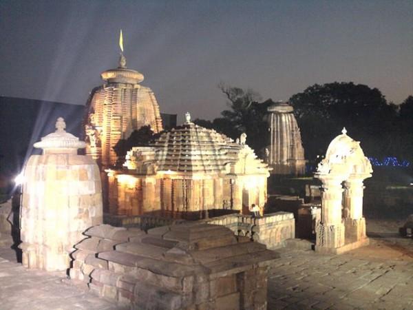 Bhubaneshwar photos, Mukteswar temple - Temple Complex