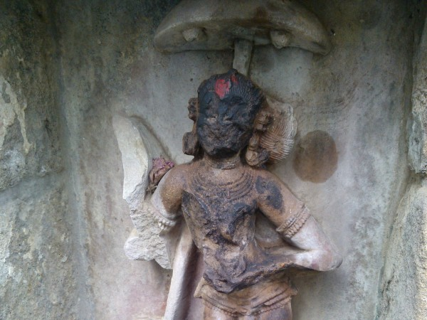Bhubaneshwar photos, Hirapur - A view of the sculpture