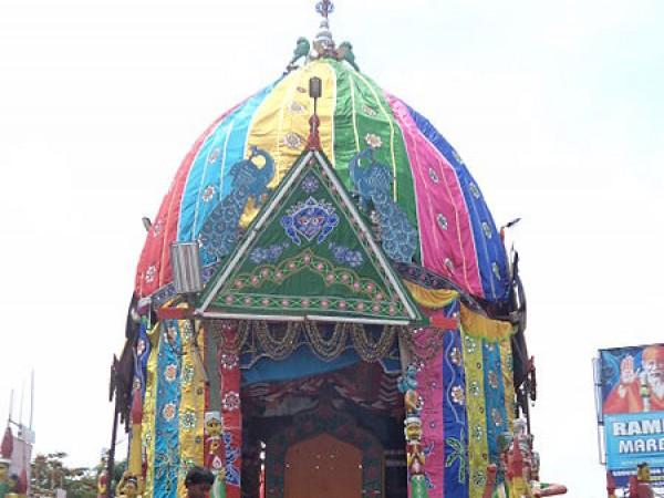 Mayurbhanj photos, Baripada - Maa Subhadra Rath