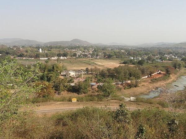 Kandhamal photos, Phulbani - The Phulbani town