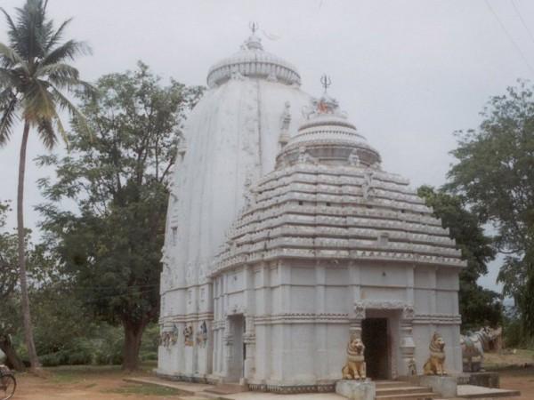 Kandhamal photos, Chakapad - The entrance