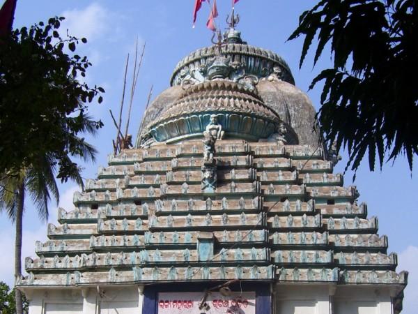 Kandhamal photos, Chakapad - A beautiful architecture