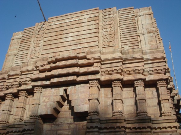 Berhampur photos, Taratarini Temple - A beautiful Architecture at the temple