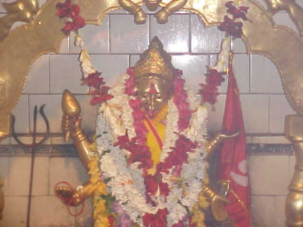 Berhampur photos, Taratarini Temple - The Idol at Taratarini Temple
