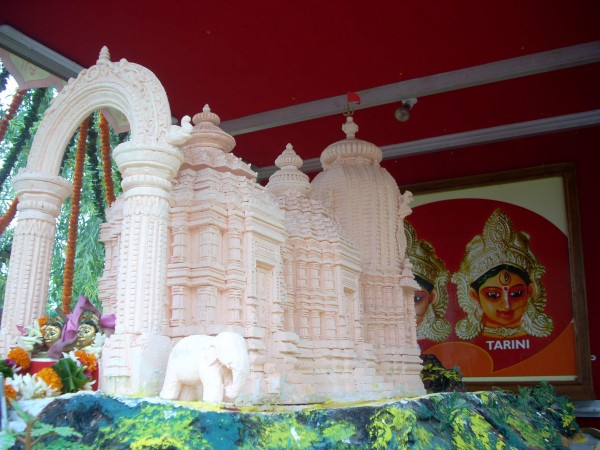 Berhampur photos, Taratarini Temple - A wonderful Rath at the temple