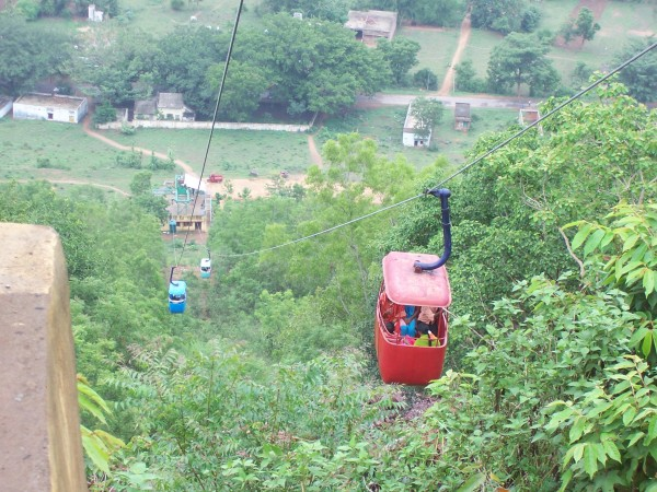 Berhampur photos, Taratarini Temple - A Ropeway Trip to Temple