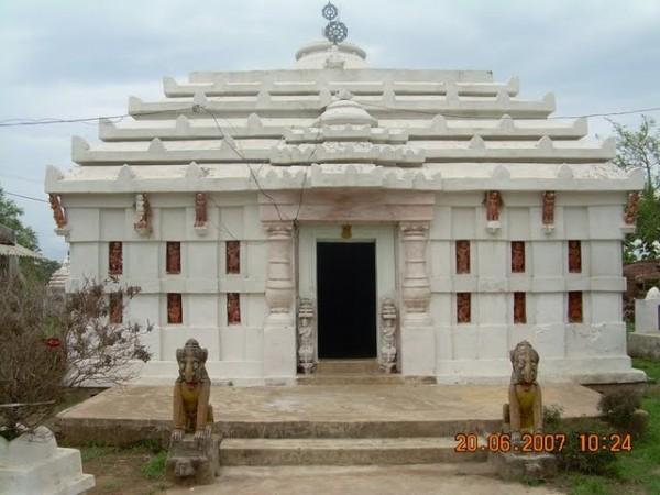 Dharamgarh photos, Junagarh - Temple view