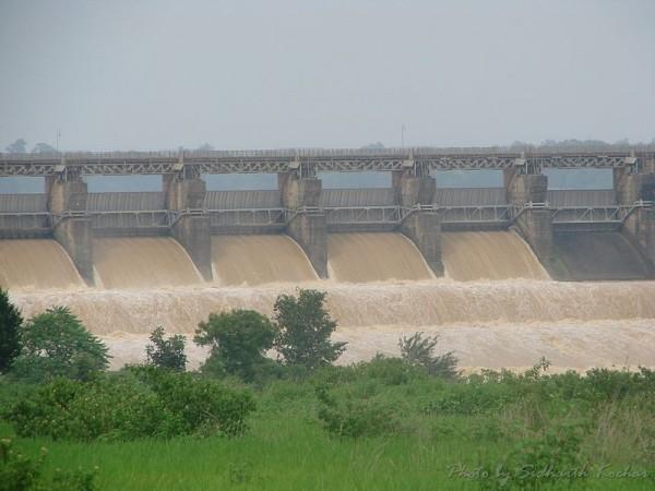 Rourkela photos, Mandira Dam - A Picnic Spot