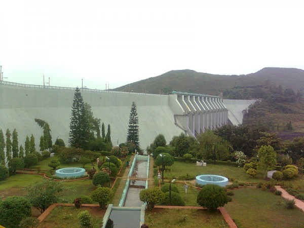 Jeypore photos, Kolab - Kolab Dam and Garden