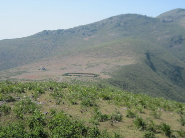 Jeypore photos, Deomali - Demoli, the highest mountain peak in Orissa