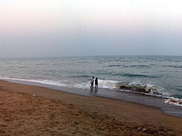 Gopalpur photos, Gopalpur Beach - A view of the Gopalpur Beach
