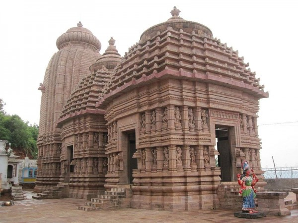 Gopalpur photos, Maa Tara Tarini Hill Shrine -  Temple View