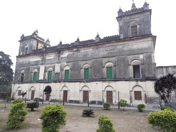 Hooghly photos, Hooghly Imambara - Backside of the Mosque