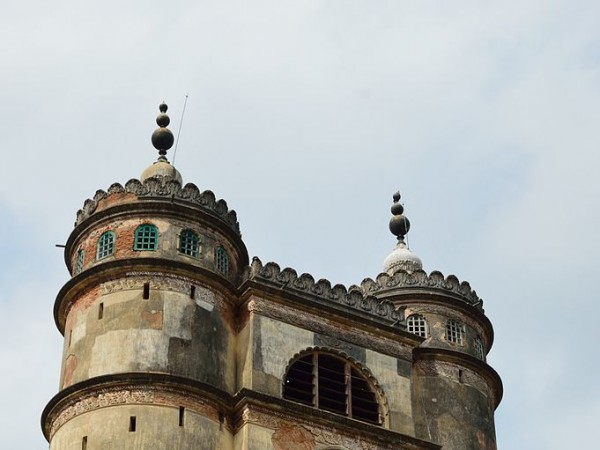 Hooghly photos, Hooghly Imambara - The Clock Tower