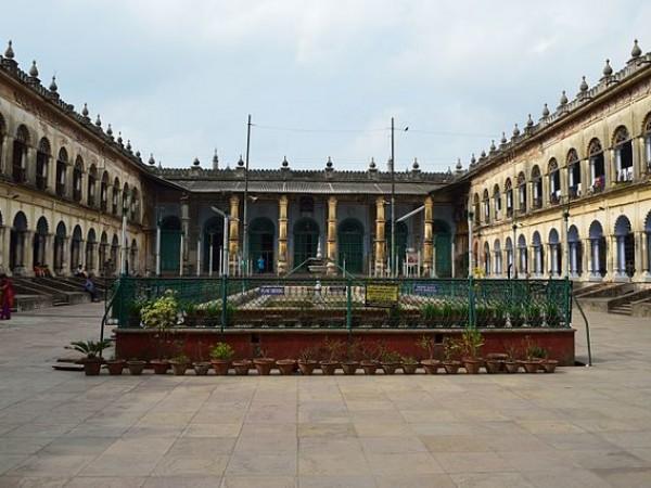 Hooghly photos, Hooghly Imambara - Courtyard