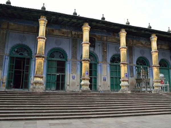 Hooghly photos, Hooghly Imambara - The Prayer Hall