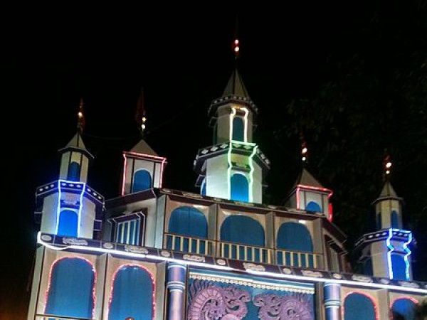 Jeypore photos, Pandal