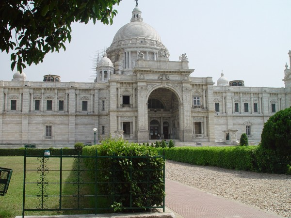 Kolkata photos, Victoria Memorial - The Iconic Building