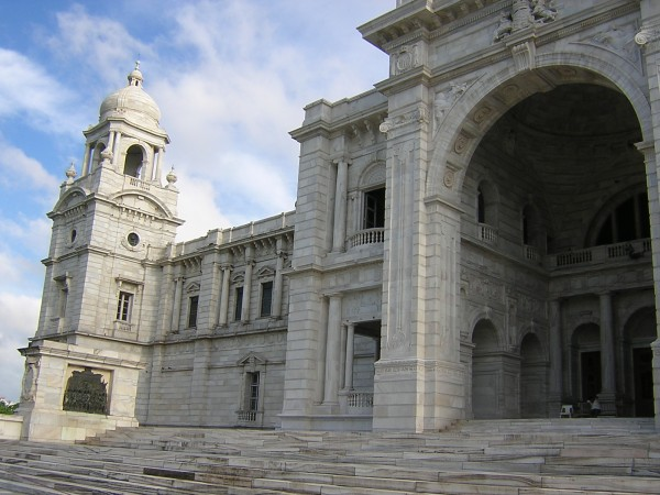 Kolkata photos, Victoria Memorial - A Close View