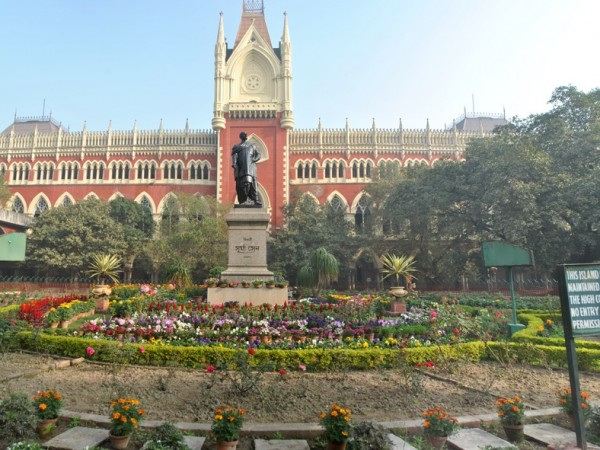 Kolkata photos, Calcutta High Court - ASmall Garden