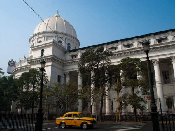 Kolkata photos, General Post Office - A Front View