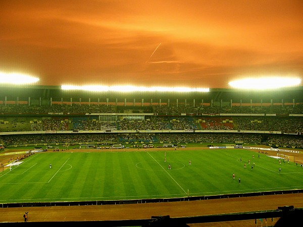 Kolkata photos, Salt Lake Stadium - The Beautiful Stadium