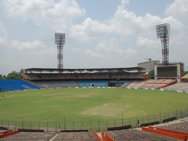 Kolkata photos, Eden Gardens - An Inside View