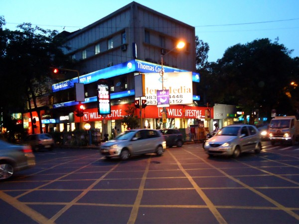Kolkata photos, Park Street and Camac Street - Shopper's Hub
