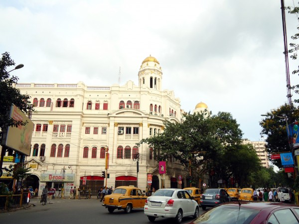 Kolkata photos, Park Street and Camac Street - The Park Mansions