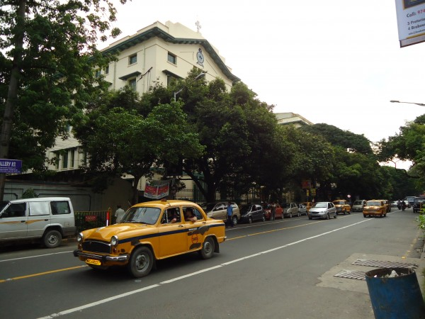 Kolkata photos, Park Street and Camac Street - The St.Xaviers College