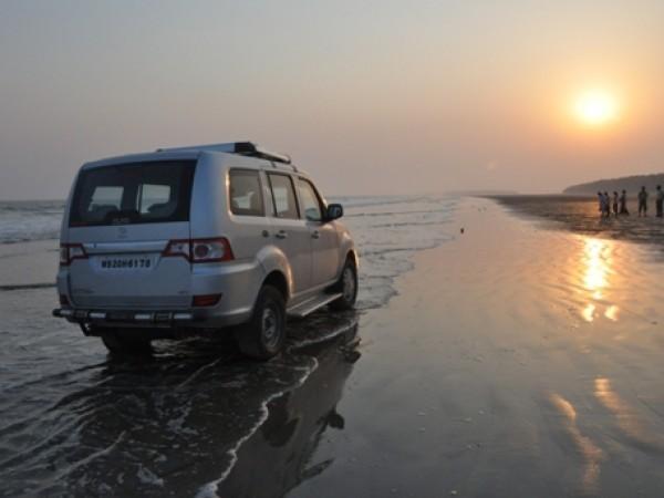 Digha photos, Udaipur Beach - The Twilight