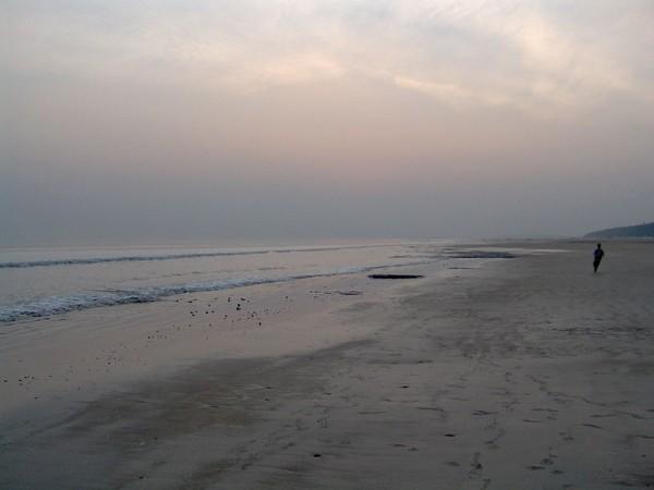 Digha photos, Shankarpur - A beautiful Sunset