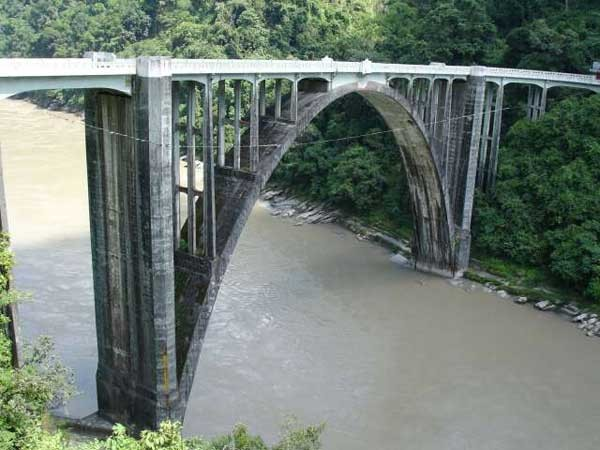 Siliguri photos, Coronation Bridge - The Bridge