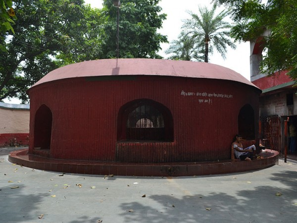 Patna photos, Agam Kuan - Complete View