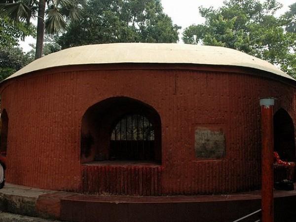 Patna photos, Agam Kuan - Outer View