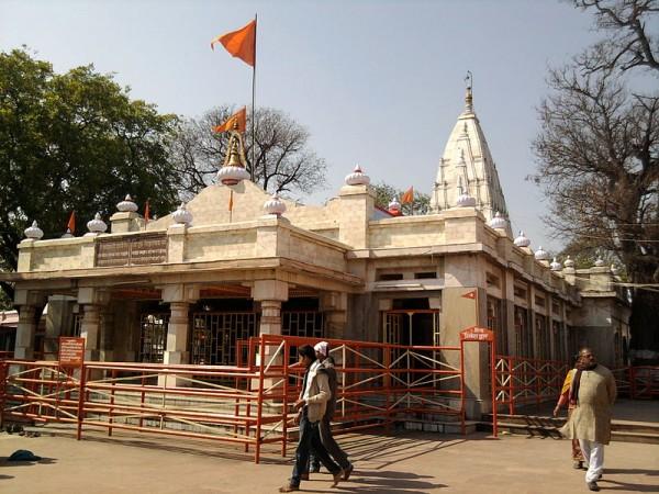 Patna photos, Patan Devi - Complete Structure