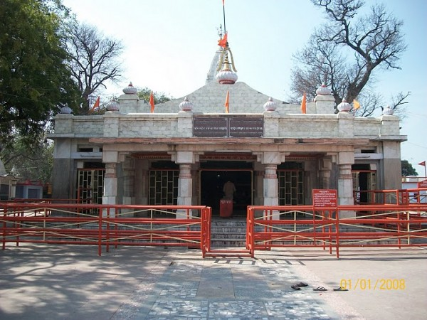 Patna photos, Patan Devi - Temple Entrance