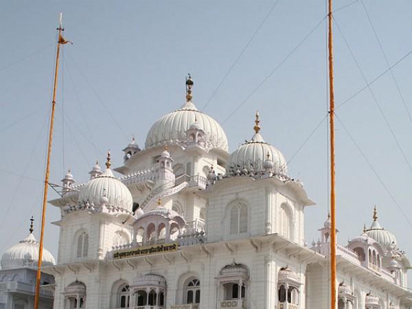 Patna photos, Takht Sri Harmandir Sahib - External View