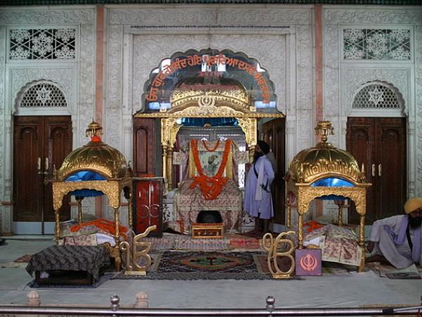 Patna photos, Takht Sri Harmandir Sahib - Interiors