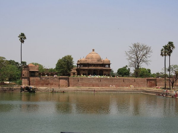 Patna photos, Maner Sharif - A beautiful Distant View