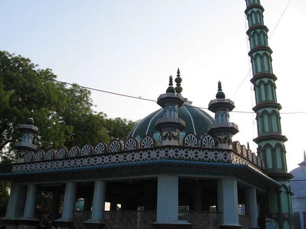 Patna photos, Bihar Sharif - The Badi Dargah Mosque