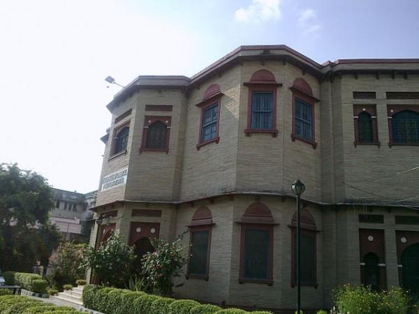 Patna photos, Khuda Bakhsh Oriental Library - Exterior View