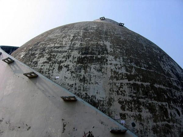 Patna photos, Golghar - Closer View