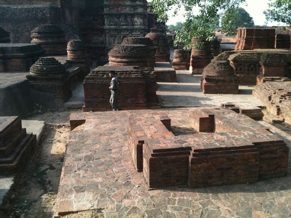 Nalanda photos, Nalanda University Ruins - The Nalanda University Ruins