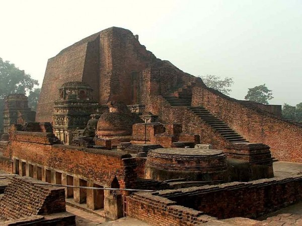 Nalanda photos, Nalanda University Ruins - The Ruins