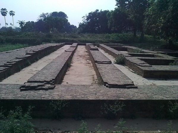 Bhagalpur photos, Vikramshila University - The Baths