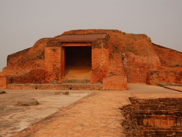 Bhagalpur photos, Vikramshila University - Terracotta