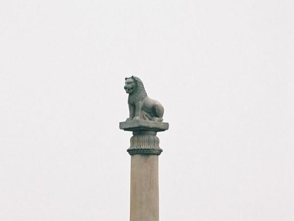 Vaishali photos, Ramchura - Tall Pillar